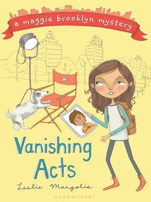 cover image of Vanishing Acts
